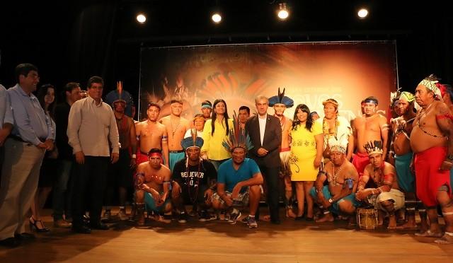 Reinaldo Azambuja condena preconceito contra os povos indígenas