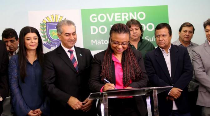 Mato Grosso do Sul adere a programa nacional de fortalecimento da igualdade racial