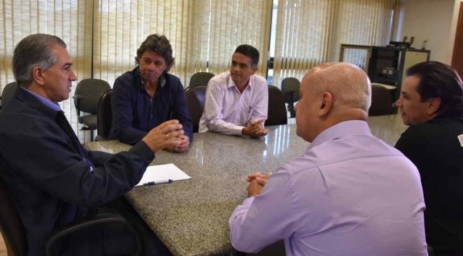 Governo anuncia ajuda ao Esporte Clube Comercial para a disputa do Campeonato Brasileiro da Série D