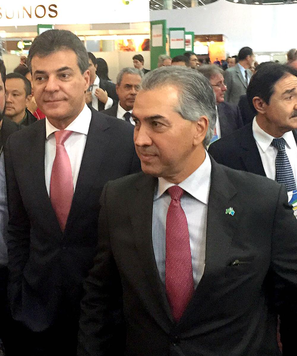 Governador apresenta Mato Grosso do Sul a empresários de 40 países durante Feira em São Paulo