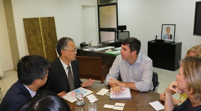 Família imperial do Japão visita o Pantanal em novembro; Riedel recebe membros do consulado