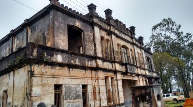 Prédio histórico de Ponta Porã, Castelinho será restaurado pelo Governo do Estado