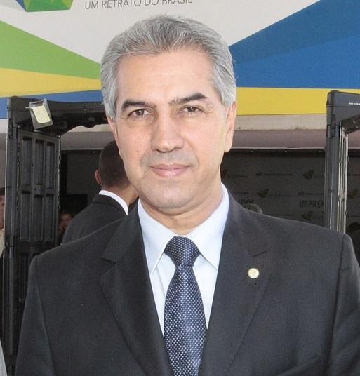 Reinaldo Azambuja: Compromissos e Desafios