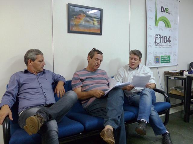 Vereadores pedem canal da TVE em São Gabriel do Oeste