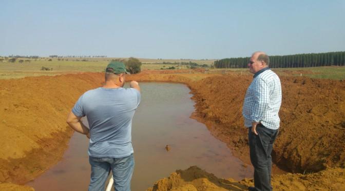 Recursos do Pronaf para criação de peixe é viabilizado com apoio da Agraer