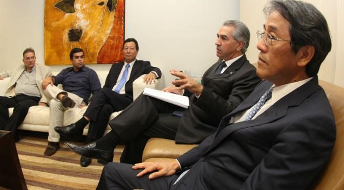 Governo japonês conhece plano de incentivos de Mato Grosso do Sul para atração de indústrias