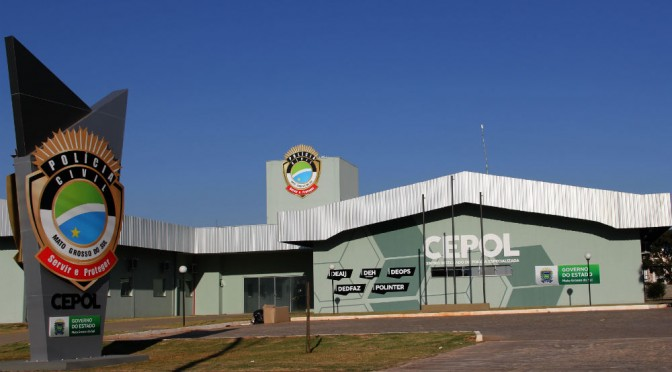 Novo prédio do Centro Especializado de Polícia Integrada será inaugurado na próxima segunda