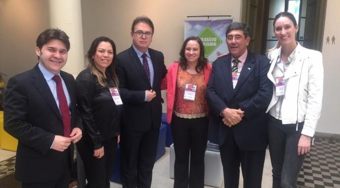Fundtur promove em Assunção os destinos turísticos de Mato Grosso do Sul