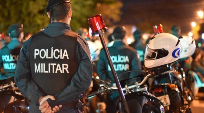Governo instala posto policial em polo gastronômico e garante mais segurança para a população