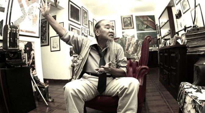 Roberto Higa conta a história de Corumbá nos 50 anos em exposição no 12º Festival América do Sul Pantanal