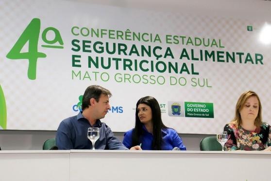 Governo não medirá esforços para acabar com insegurança alimentar em MS, diz Rose