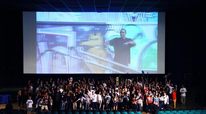 """Campo Grande recebe exibição de filme de skate """"Persistência"""" no Museu Imagem e do Som"""