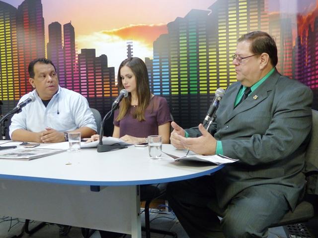 Jornal do Rádio: Capital inaugura mais três presídios até julho de 2016