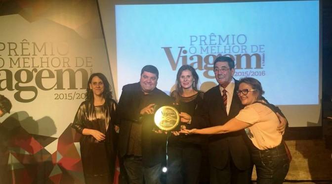 Bonito é eleito o Melhor Destino de Ecoturismo do Brasil