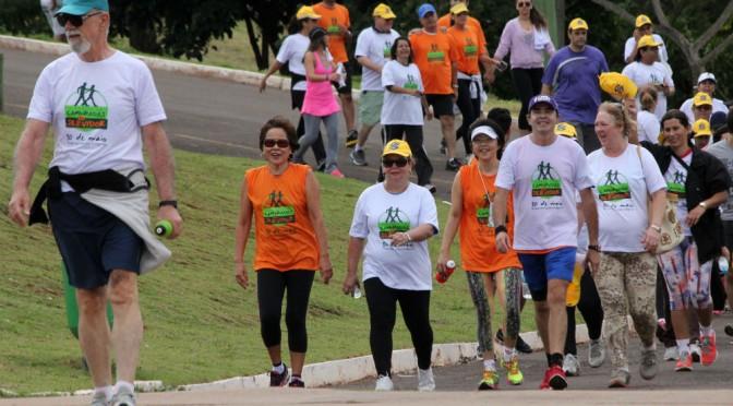 Esporte, cultura e lazer serão as atrações da 2ª Caminhada do Servidor neste sábado