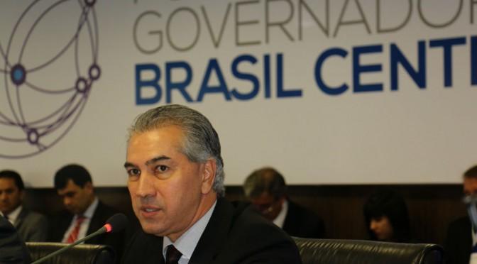Reinaldo Azambuja vai a Palmas (TO) para 3º encontro de governadores do Fórum Brasil Central