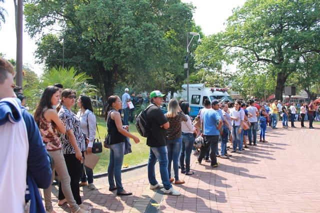 Jornal do Rádio: Feirão garante vagas para mais de 2 mil desempregados