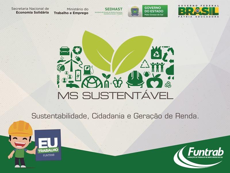 """Dourados sedia lançamento do projeto """"MS Sustentável"""" em benefício aos catadores de materiais recicláveis"""