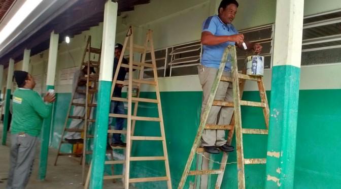 Reinaldo Azambuja entrega nesta quarta-feira reforma de escola estadual feita por detentos