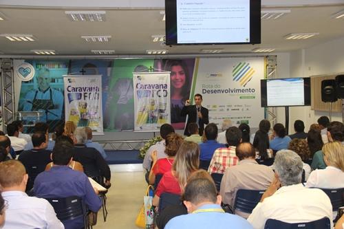 Rota do Desenvolvimento: Caravana do FCO fortalece investimentos nos pequenos negócios
