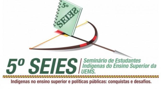 Estudantes indígenas da UEMS participam de Seminário sobre ensino superior e políticas públicas