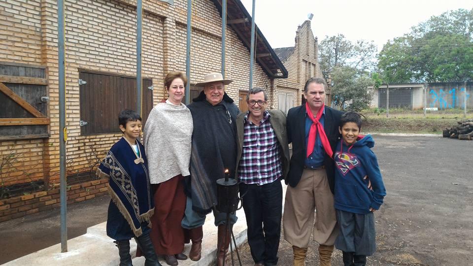 Tradições gaúchas: CTG abre Semana Farroupilha e comemora Jubileu
