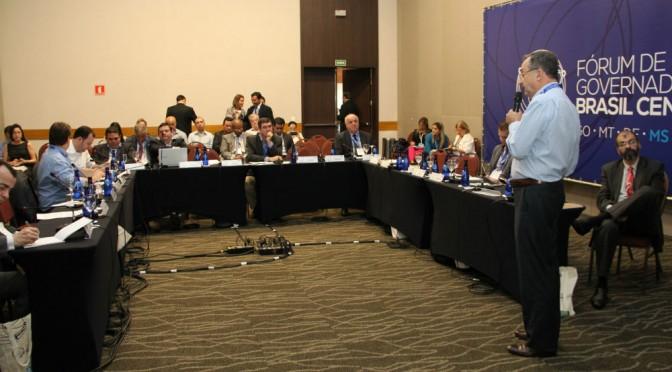 Programas inovadores de educação e gestão pública são as primeiras prioridades no Fórum Brasil Central