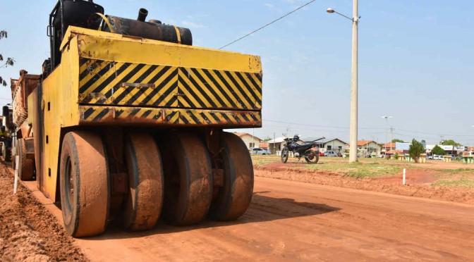 Governador anuncia aditivo de 25% para asfalto em Juti e investimento sobe para R$ 590,5 mil