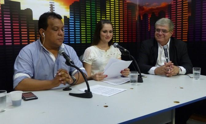 Jornal do Rádio:  Marun vê complô para derrubar Cunha da Presidência da Câmara