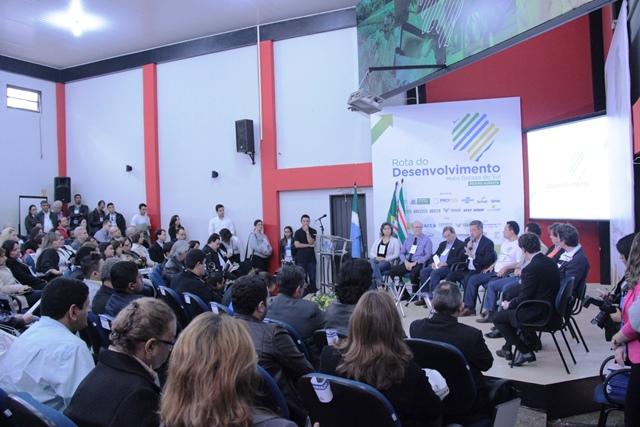 Rota do Desenvolvimento: Grande Dourados debate potencialidades turísticas da região