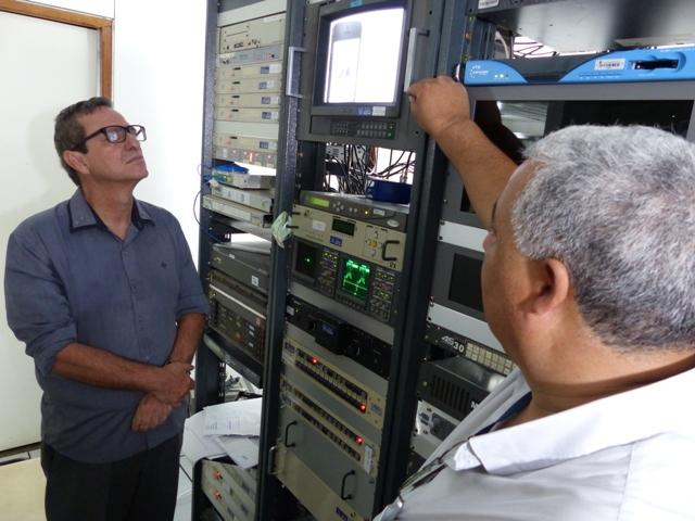 TVE inicia conversão digital com imagens da TV Cultura de São Paulo