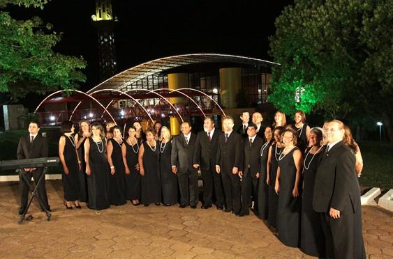 Cantata de Natal abre programação natalina do Governo de Mato Grosso do Sul