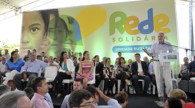 Rede Solidária: Hortas comunitárias vão melhorar alimentação e gerar renda