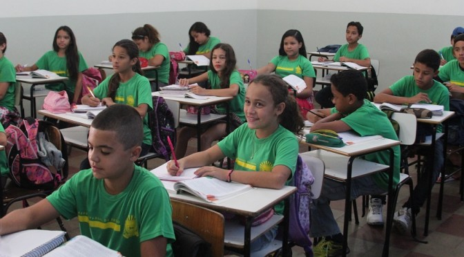 Começa nessa 2ª feira pré-matrícula na Rede Estadual de Ensino