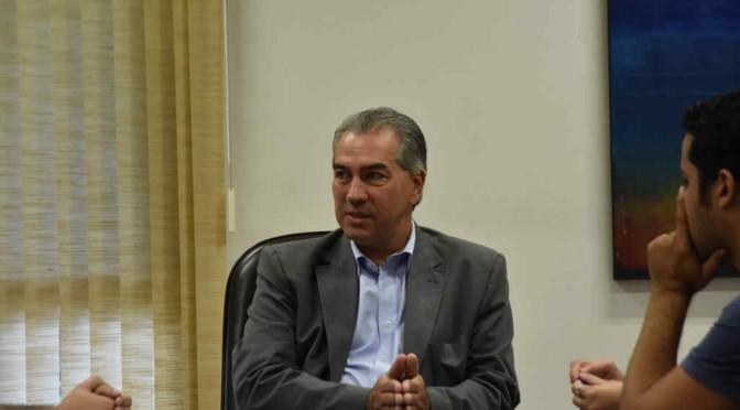Ajuste fiscal: Reinaldo Azambuja diz que desafio é buscar ponto de equilíbrio