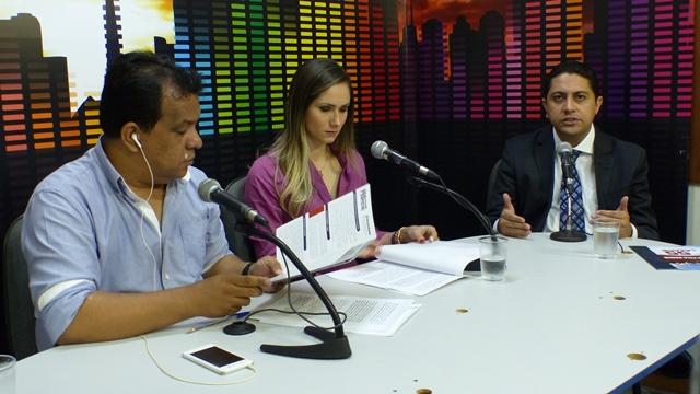 Eleições OAB: Confira entrevista com o candidato Lázaro José Gomes Júnior