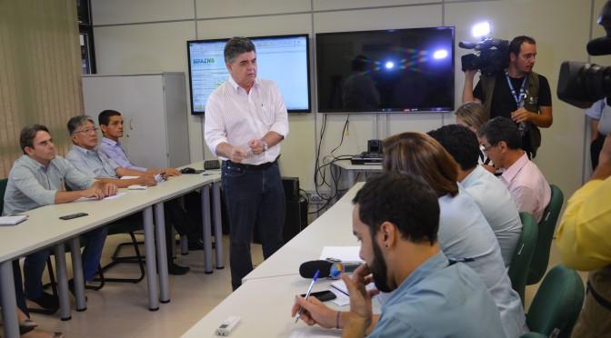 Alíquota de ICMS sobre combustíveis não muda, esclarece Márcio Monteiro