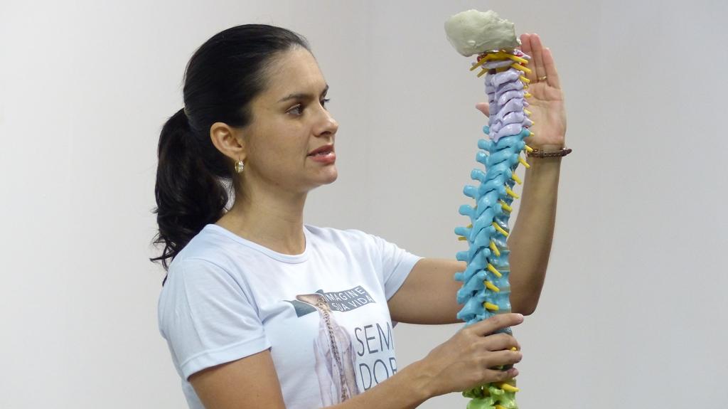 Servidores da RTVE participam de palestra sobre postura laboral e doenças da coluna