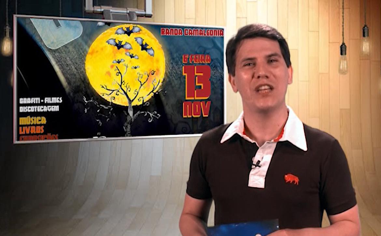 Confira as dicas culturais de Junior Rossat para este fim de semana