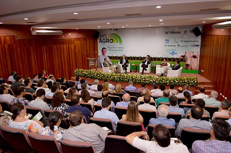 Famasul lança nessa terça-feira seminário MS Agro 2015