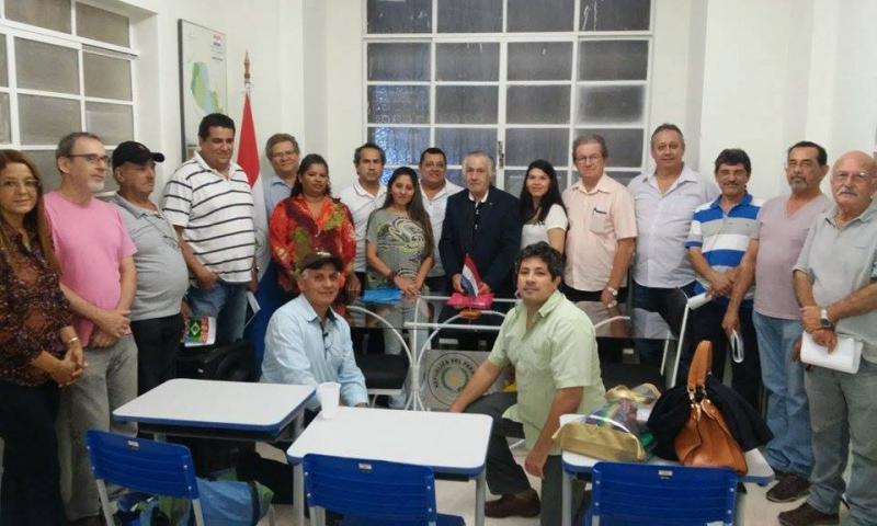 Inédito: Consulado do Paraguai e Instituto Chamamé MS formam a 1ª turma em idioma guarani