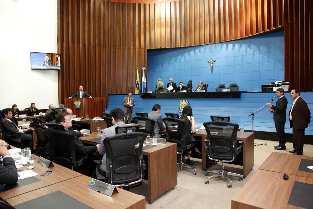 Assembleia aprova projeto que reestrutura sistema penitenciário do Estado