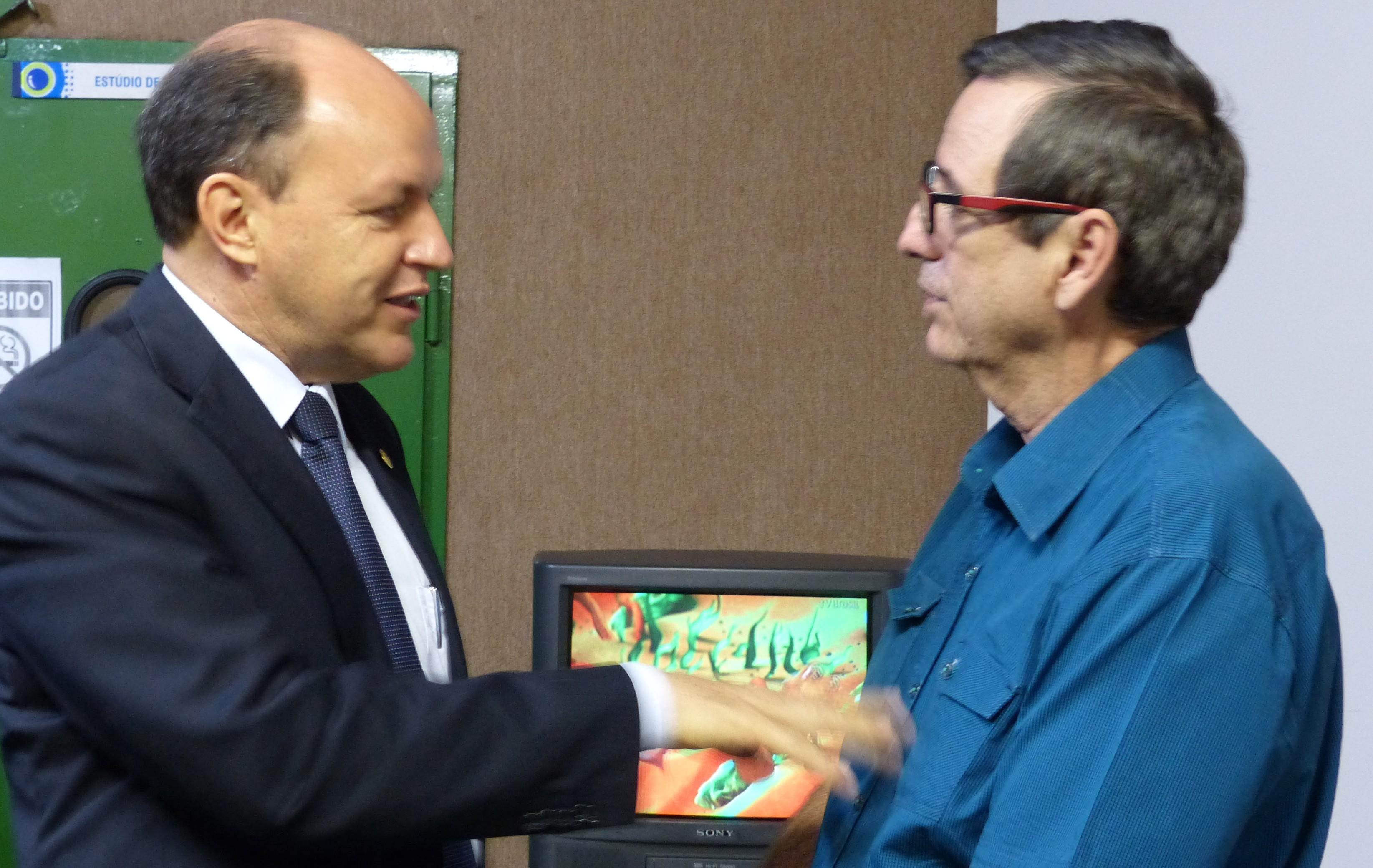 Jornal do Rádio: Mochi faz balanço e destaca parceria entre Assembleia e TVE