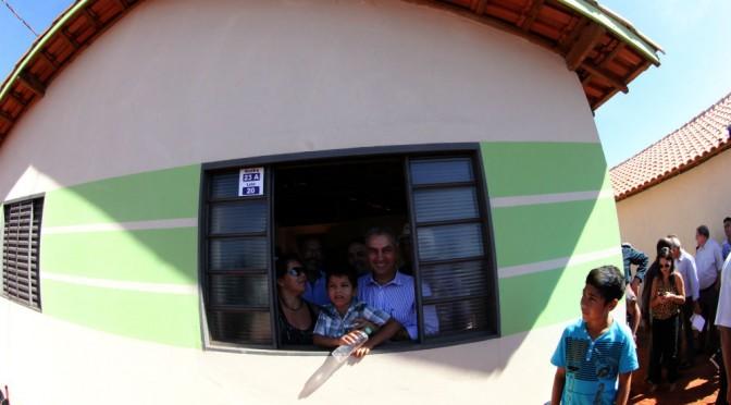 Governador entrega 810 casas no residencial Celina Jallad hoje na Capital
