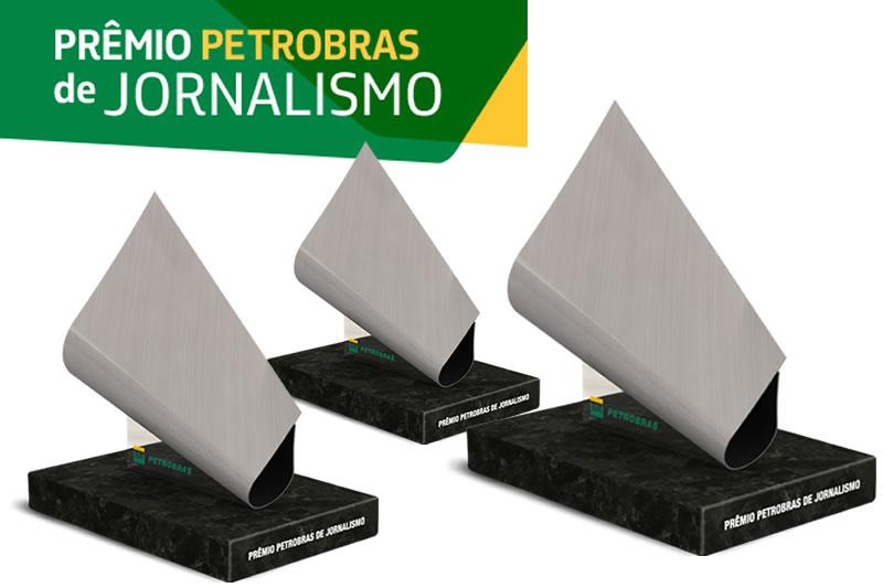 Prêmio Petrobras de Jornalismo tem inscrições abertas até 26 de janeiro