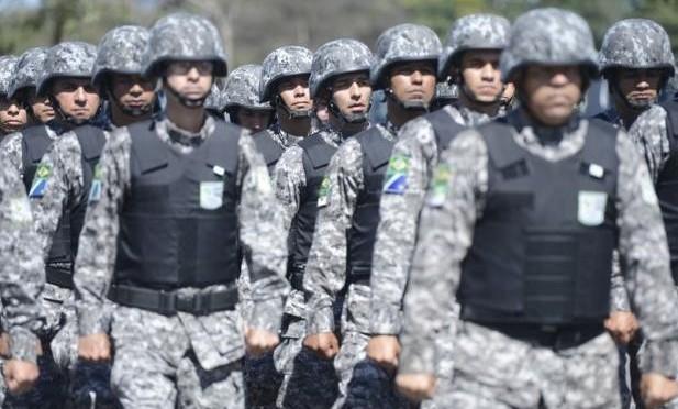 Polícia Militar divulga lista dos selecionados para a Força Nacional de Segurança
