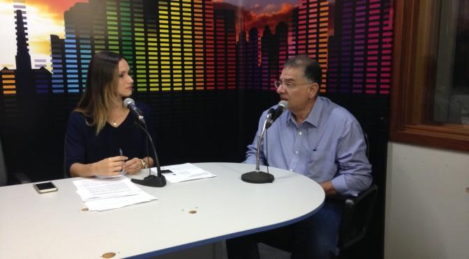 Jornal do Rádio: Secretario destaca ações contra o mosquito Aedes Aegypti