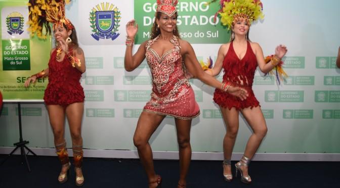 Governo aumenta repasse e destina R$ 721,5 mil para Carnaval em MS