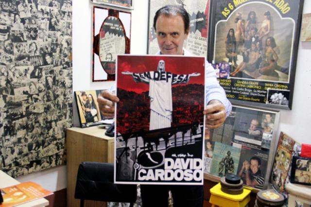 Museu da Imagem e do Som exibe filmes de David Cardoso