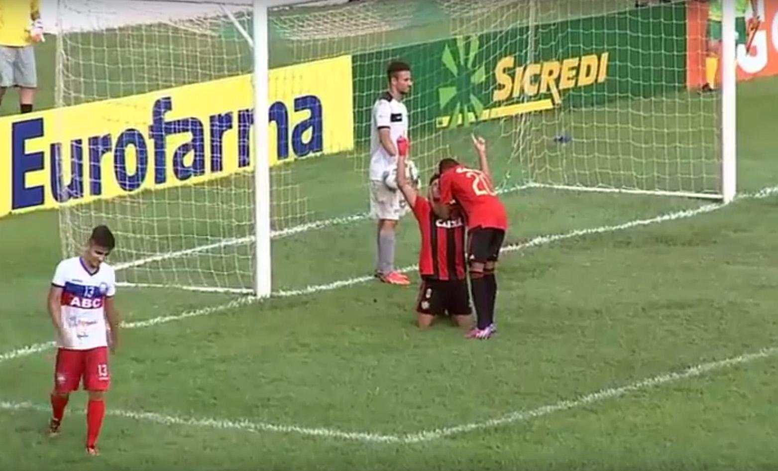 Assista aos gols de Sport 6 X 0 União ABC pela Copinha